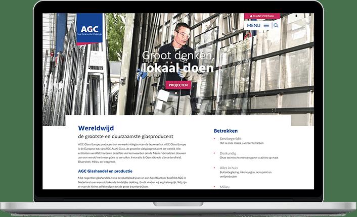 Case AGC Nederland