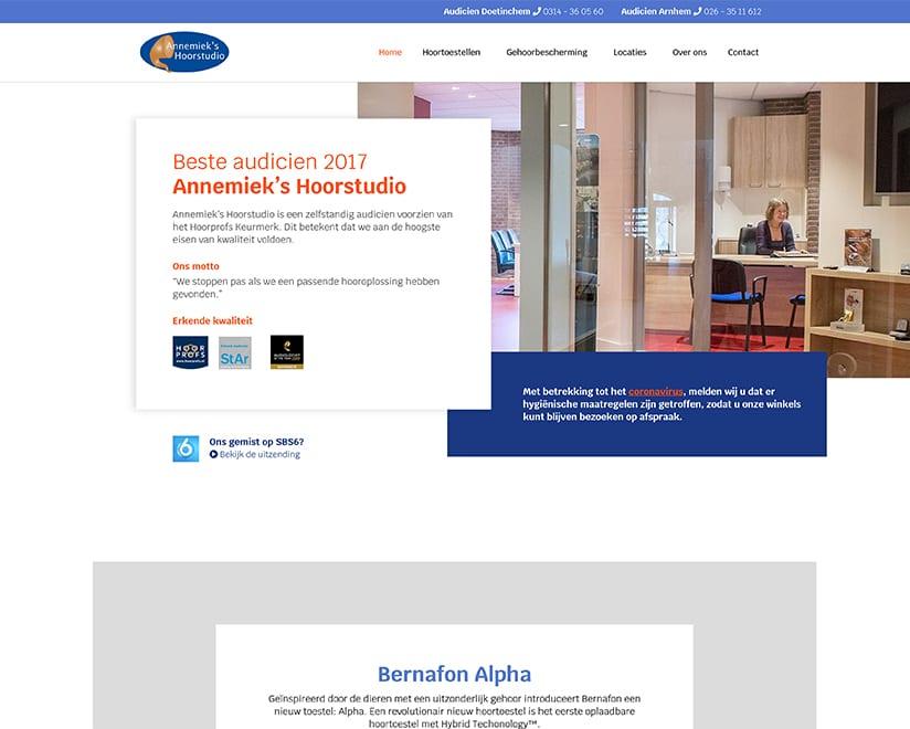 Website & webshop ontwikkeling