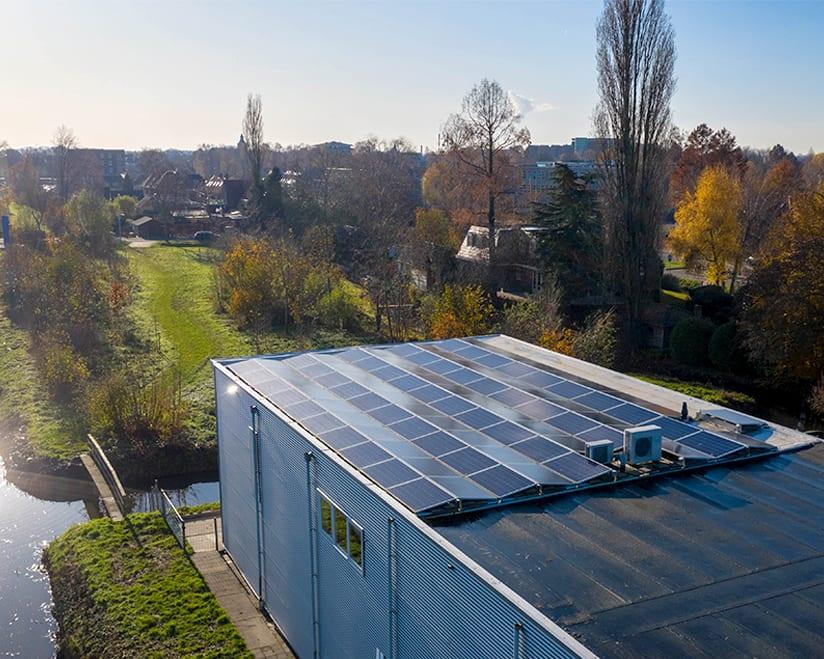MB - Energiepositief kantoor
