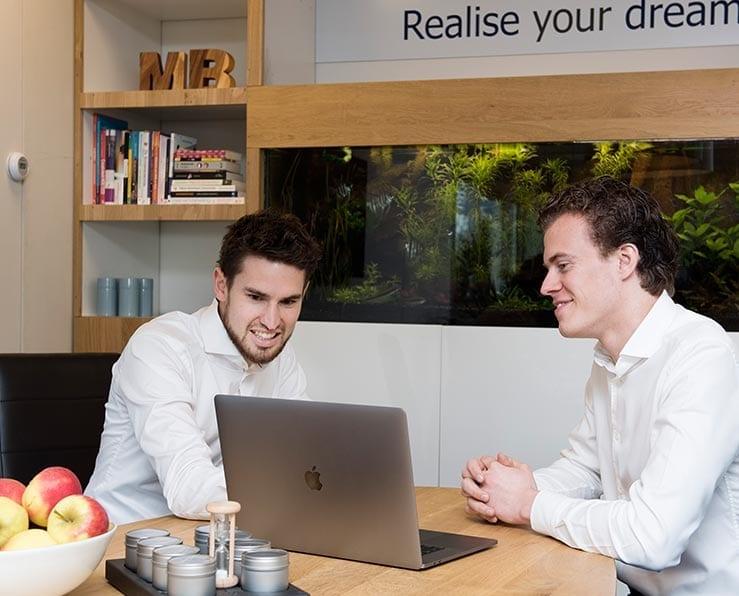 Vrijblijvend vooronderzoek - MB Bedrijfskundig Marketing Advies